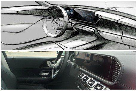 說好的保密防諜? 全新Mercedes-Benz GLE內裝無偽裝大曝光