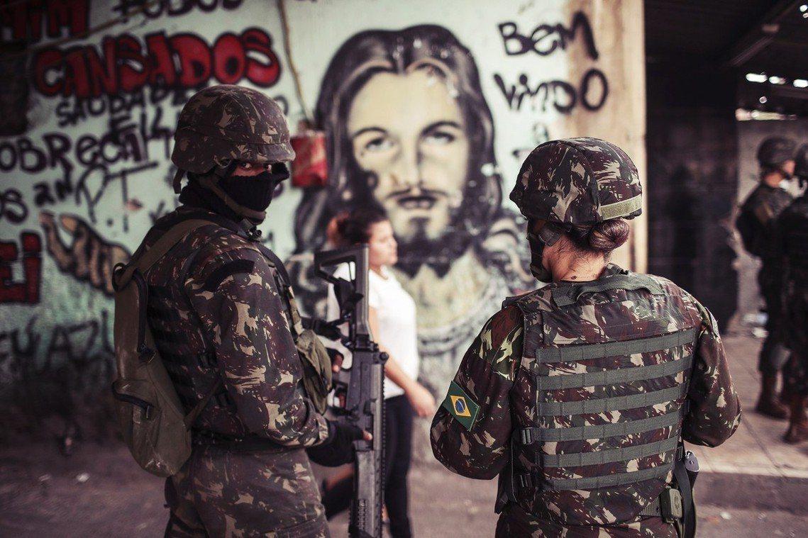 巴西里約熱內盧,一個讓人想起嘉年華、森巴 ...,還有治安暴力的上帝之城。 圖/...