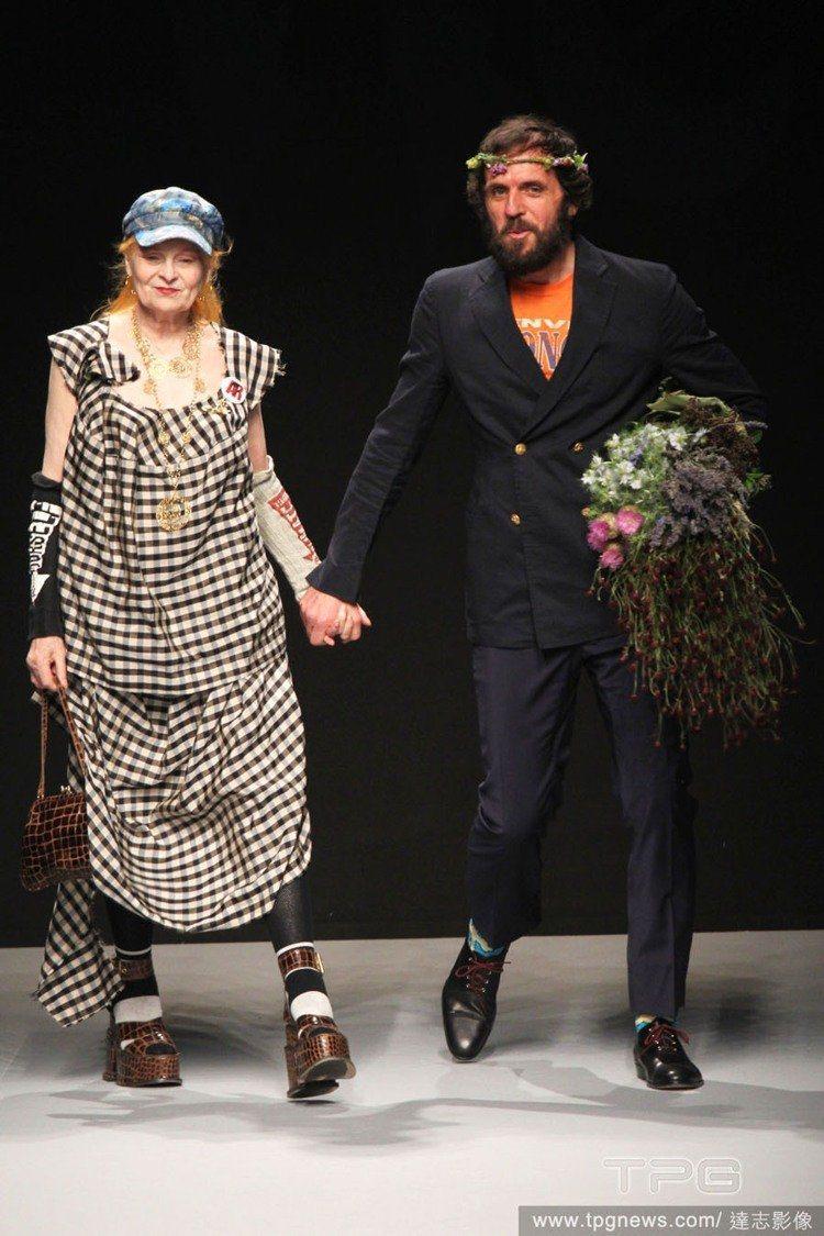 Andreas Kronthaler與Vivienne Westwood是戀人也...