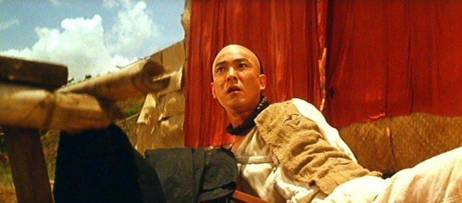 元彪也是「武狀元黃飛鴻」的主角之一。圖/摘自HKMDB