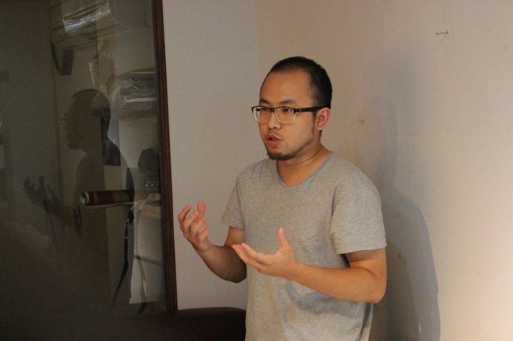 「人生百味」共同創辦人巫彥德,與夥伴架設「無家者小幫手」網站,用雲端物資日曆讓街...
