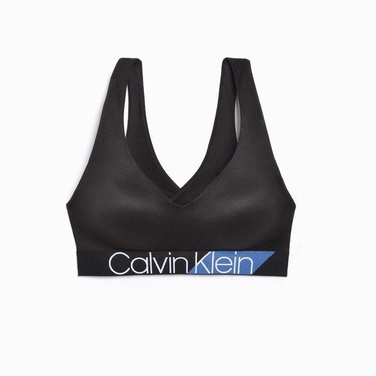 CALVIN KLEIN UNDERWEAR運動款上衣,售價2,080元。圖/C...