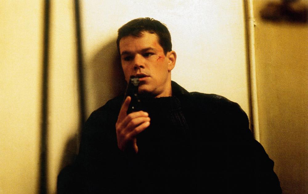 麥特戴蒙「神鬼認證」寫實風格影響了其他的間諜影片。圖/摘自imdb