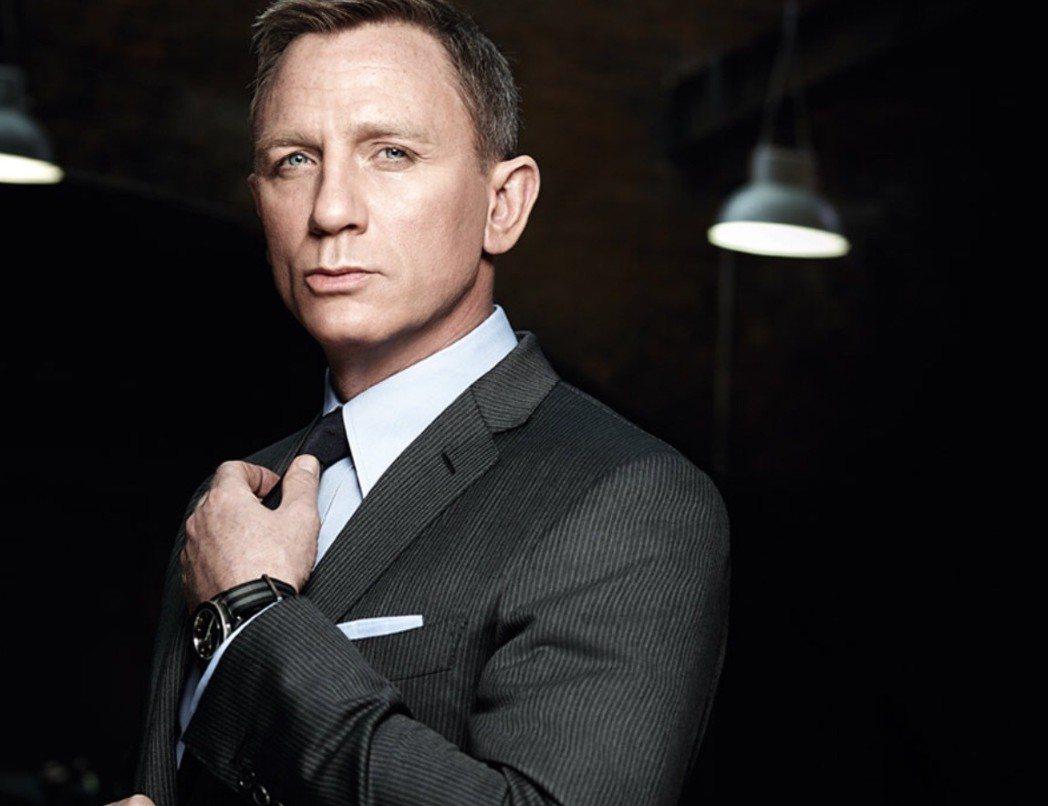 丹尼爾克雷格的007,非常嚴肅,不茍言笑。圖/摘自imdb