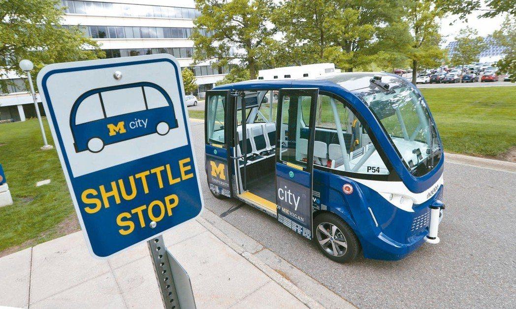 無人駕駛車即將進入我們的生活,世界各大都市正忙著準備迎接這項新形態的交通運輸工具...