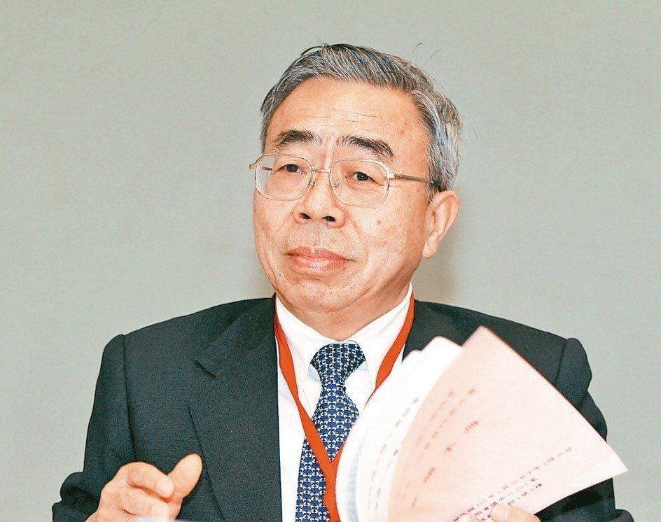 台化董事長王文淵 本報系資料庫