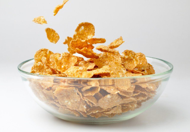 早餐穀片示意圖。圖/ingimage