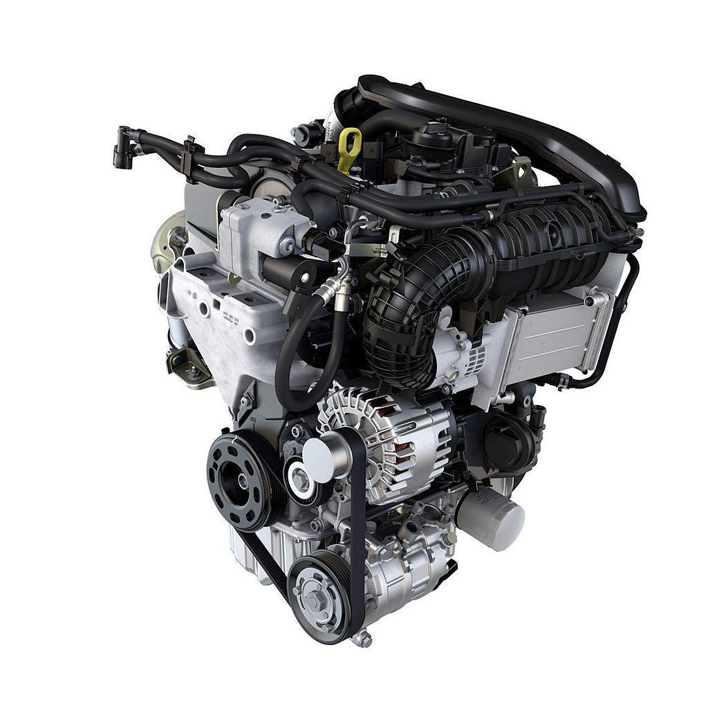 德國福斯集團在今年4月維也納汽車動力研討會發表三個新世代引擎科技,分別是48V輕度複合動力系統、1.5 TGI Evo天然氣引擎及新2.0 TDI渦輪柴油引擎。 圖/Volkswagen提供