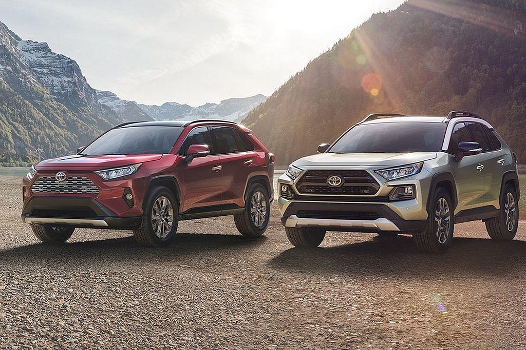 豐田集團旗下品牌雖然較少,不過全球銷量仍持續穩定成長。 圖/Toyota提供