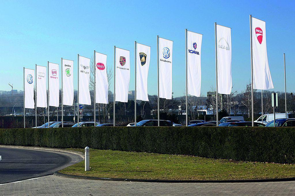 旗下擁有眾多汽車品牌的福斯集團,今年上半年共銷售出551.9萬輛新車(包括商用車品牌)。 圖/Volkswagen提供