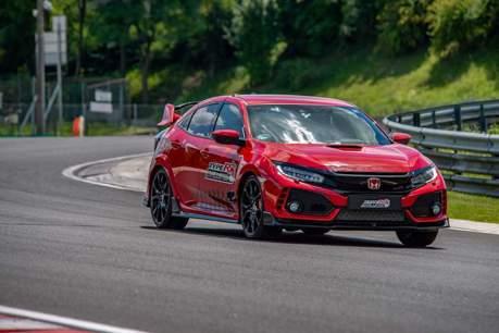 Honda Civic Type-R最速紀錄挑戰 匈牙利順利通關!