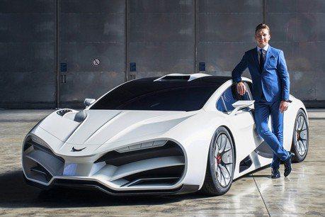 奧地利Milan Red怪獸級超跑將與Koenigsegg開戰!