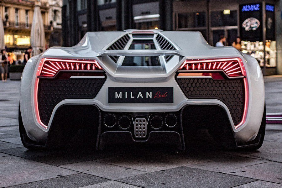Milan Automotive提供