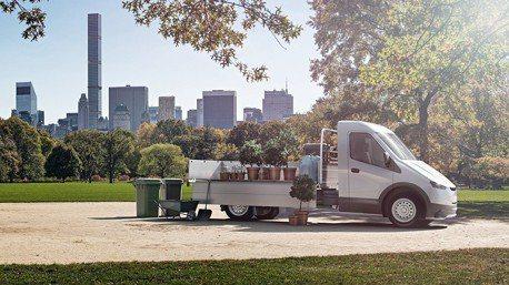 達成零排放 Bosch電動商用車明年上路!