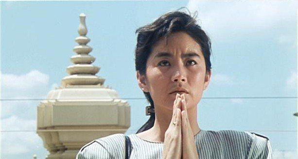 林青霞曾為「奪命佳人」赴泰國出外景。圖/摘自HKMDB