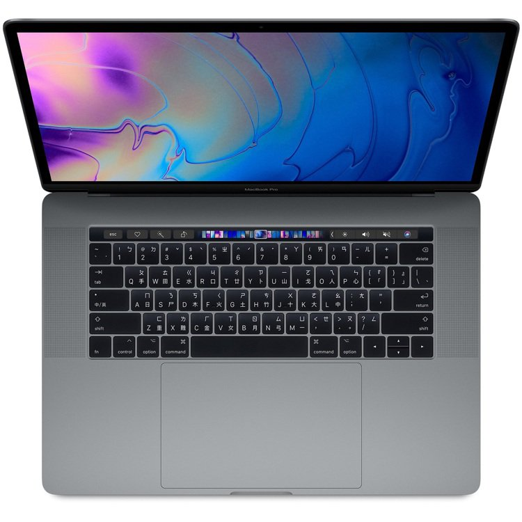 德誼數位開放預購MacBook Pro 2018 Touch Bar版。圖/德誼...