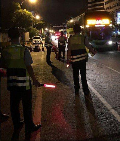 台南警方臨檢務繁重辛苦,但取締毒駕因法令限制成效依舊有限。 圖/聯合報系資料照片