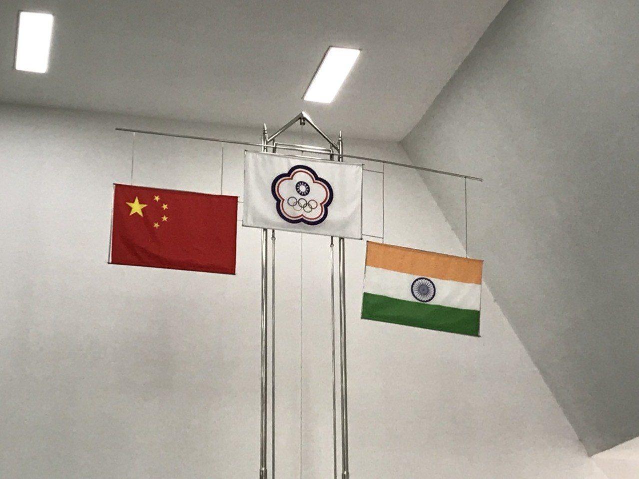 中華奧會提供