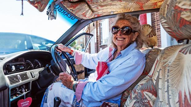 81歲的阿爾布有4個子女和9個孫輩。 擷自阿爾布臉書