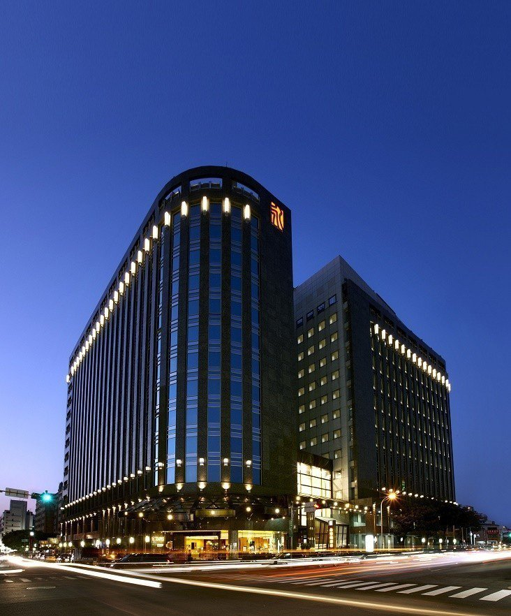 台中永豐棧酒店。圖/台中市政府提供