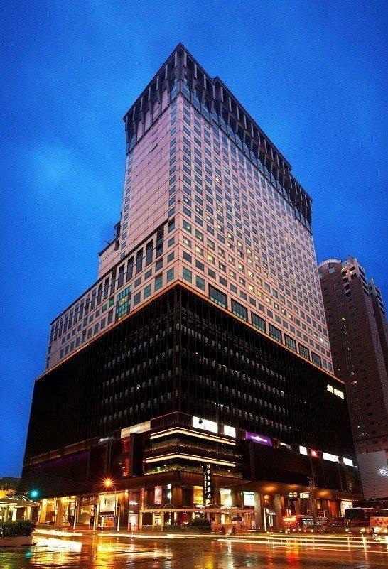 台中金典酒店。圖/台中市政府提供