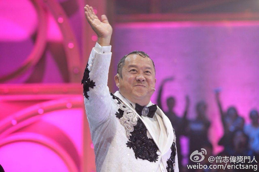 曾志偉傳遭電視台封殺。圖/摘自微博