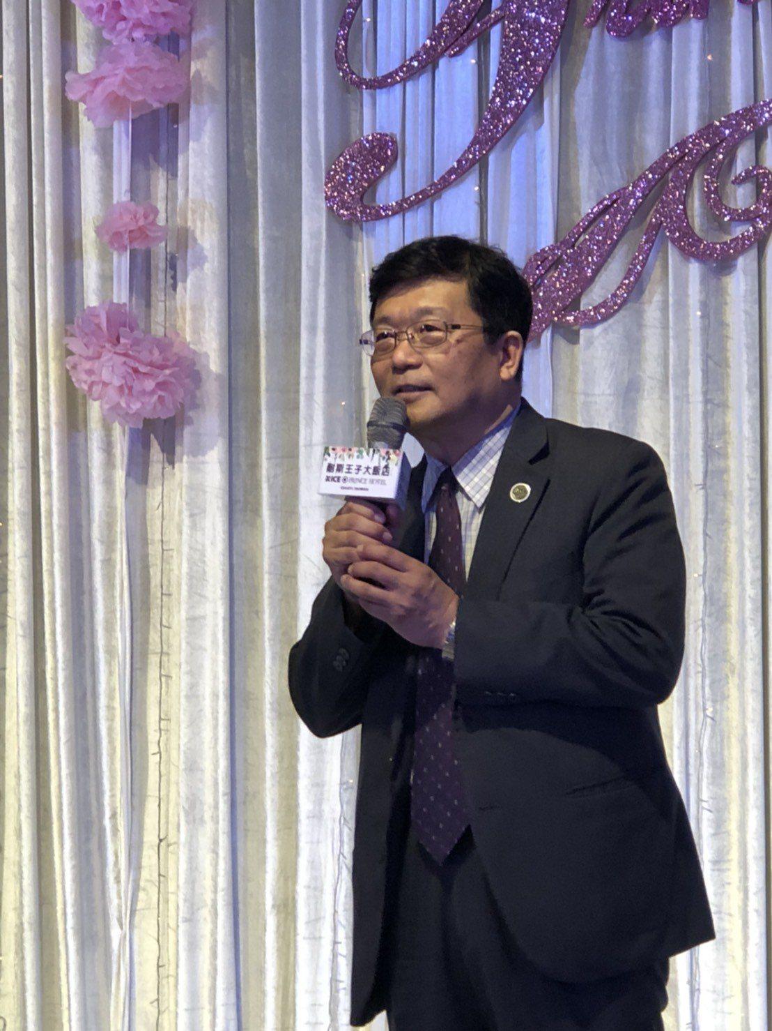 耐斯王子大飯店總經理曾慶欑表示,多年前耐斯王子飯店曾舉辦婚禮體驗活動,今年再度策...