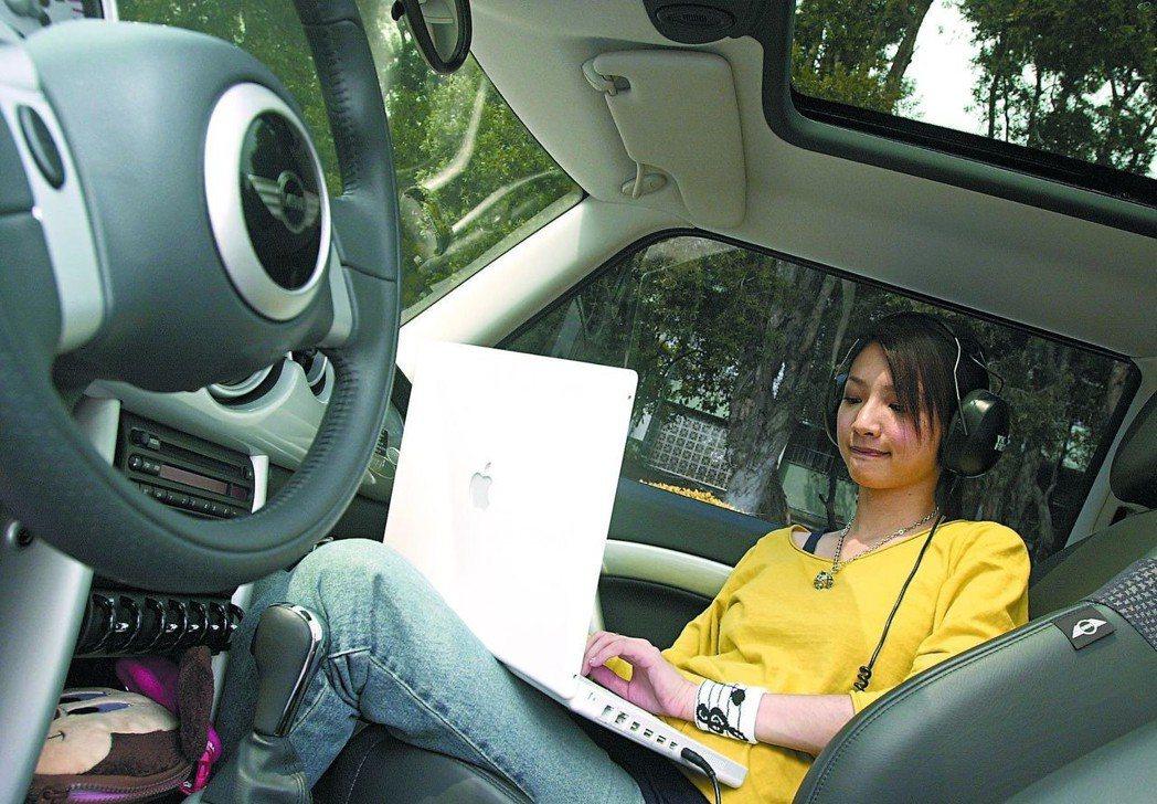 只是買了車,就應保障新車的心情去伺候。 圖/聯合報系資料照片