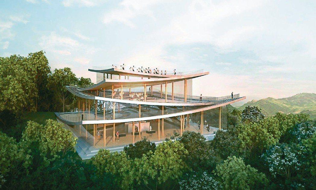 台開新竹新埔雲夢山丘園區找來時代雜誌百大最具影響力的丹麥建築師-Bjarke I...