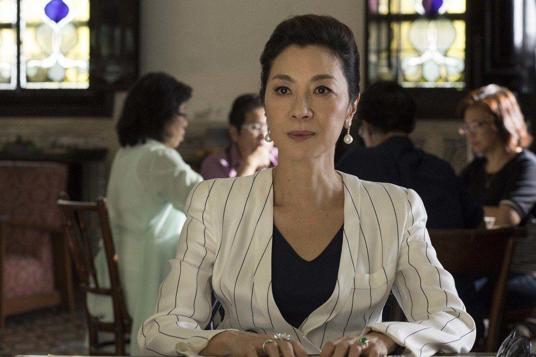 造成話題的【瘋狂亞洲富豪】台灣地區8月24日上映。圖/華納兄弟影業提供