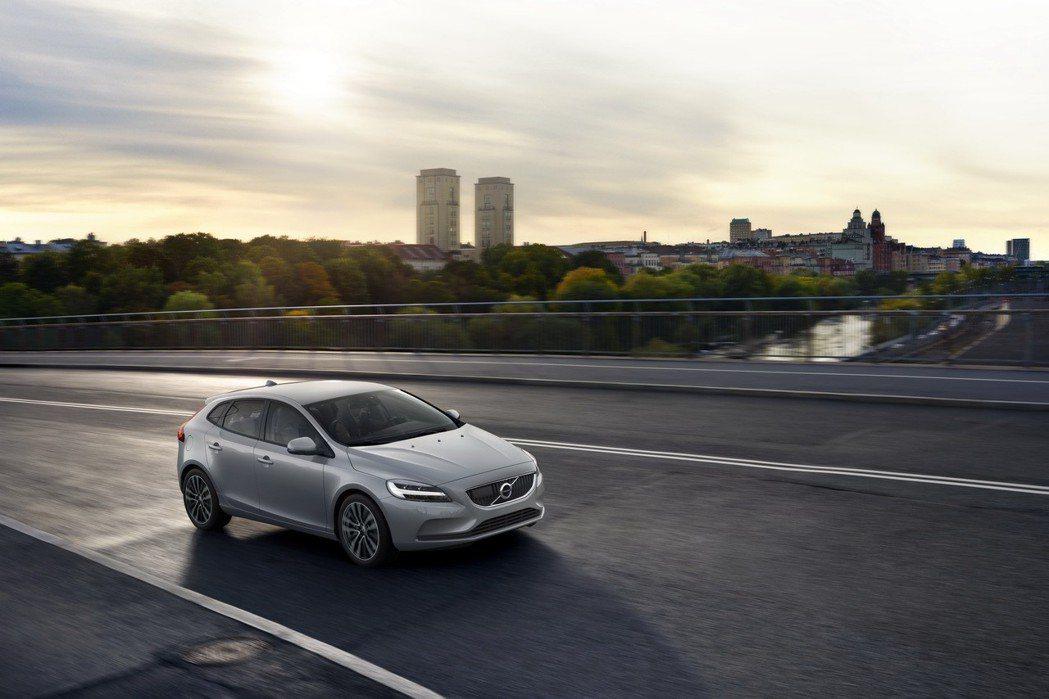 國際富豪汽車宣布2019年式Volvo V40 T3安全智尚版以建議售價 139...