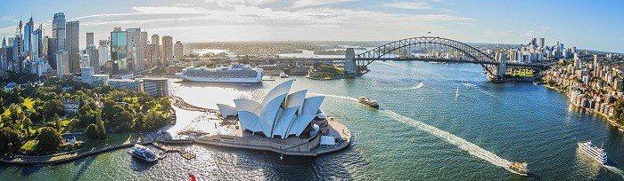 澳洲雪梨。 圖/sydney.com
