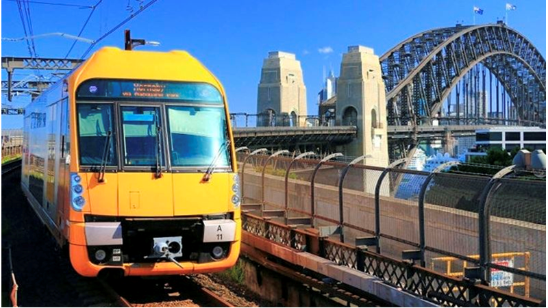 火車(Trains)。 圖/hit.com.au