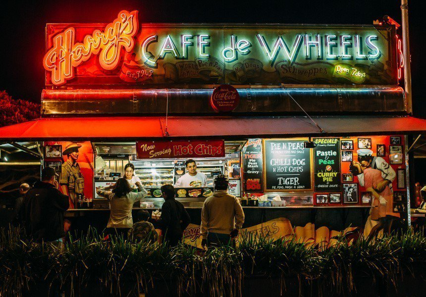 Harry's Cafe de Wheels。 圖/broadsheet.com...