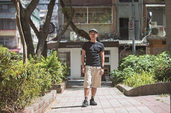 對Peter Su來說,台北應有盡有,可隨時隨地變換各種角色,沒有束縛。(攝影/...