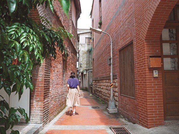 想了解台北的文化,到大稻埕走走是不錯的選擇。(圖/台北城市散步提供)