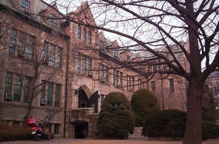梨花女子大學。 圖/wiki