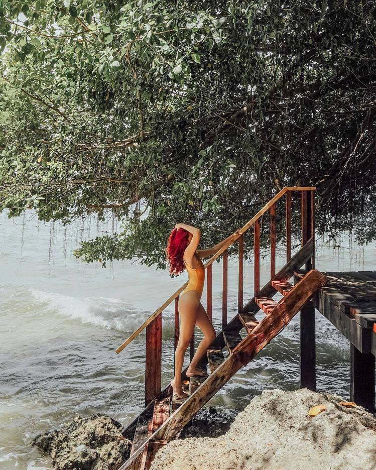 圖/擷取自instagram、Bella儂儂提供