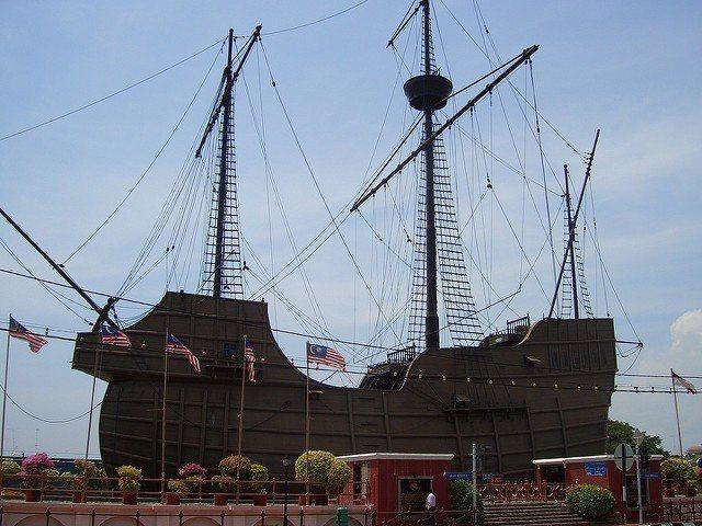 ▲馬六甲文化旅遊景點-海事博物館。(圖/攝影者:Will Ellis, Flic...