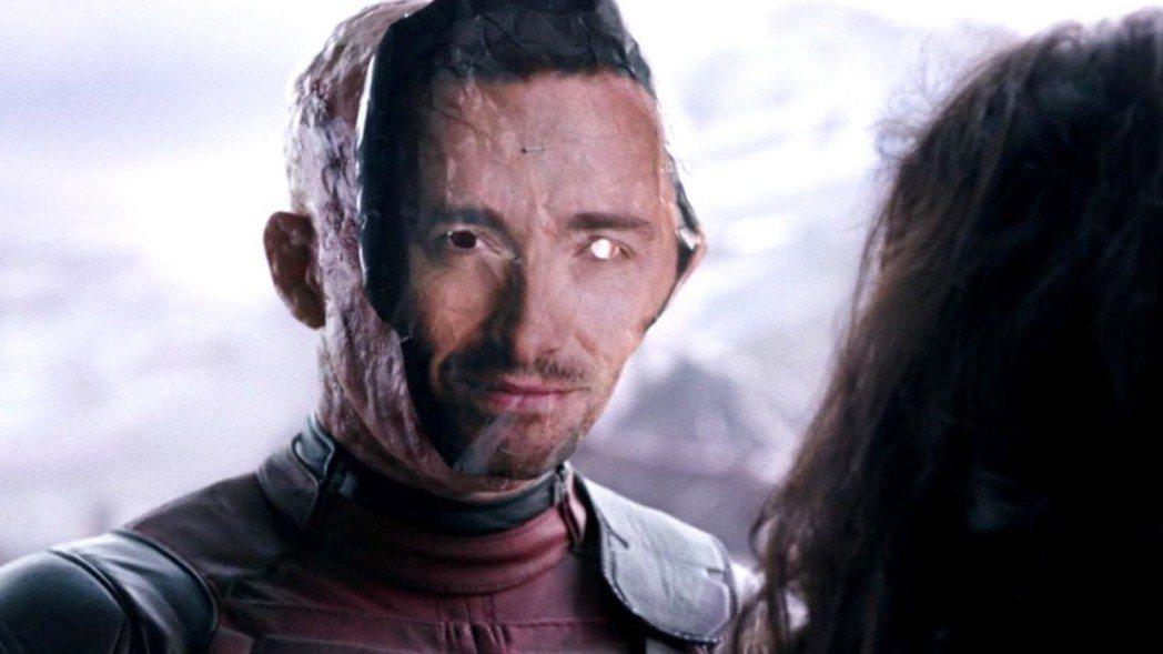 萊恩雷諾斯想找休傑克曼客串「X特攻隊」,不需要以「金鋼狼」身分回歸。圖/摘自推特
