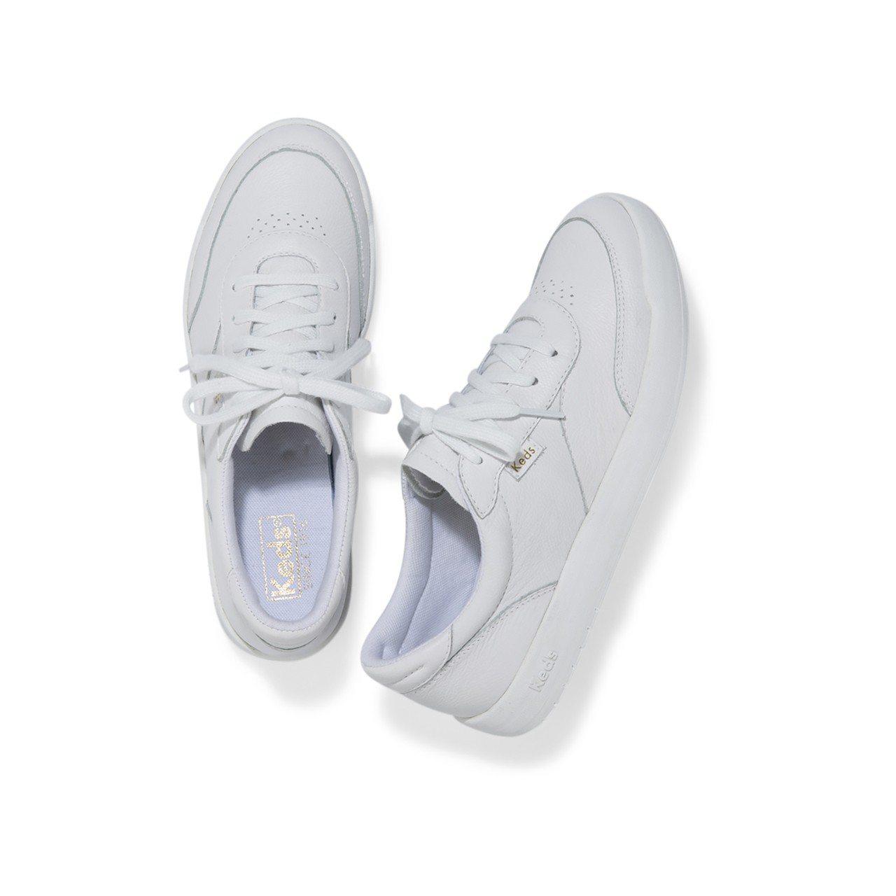 Keds Match Point系列麂皮材质鞋款,3,290元。 图/Keds提供