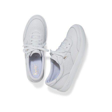 Keds Match Point系列麂皮材質鞋款,3,290元。圖/Keds提供