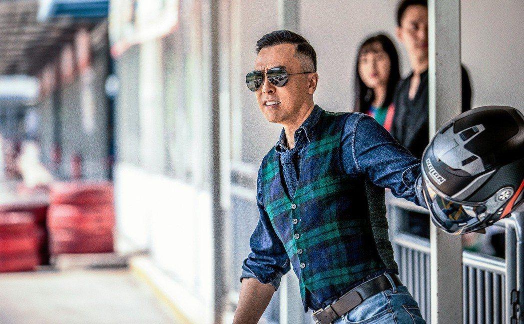 甄子丹新片在香港上映獲好評。圖/華映娛樂提供