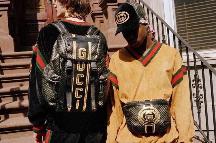 Gucci曾爆出疑似抄襲醜聞,最後找來被「致敬」的對象合作,推出Gucci-Da...