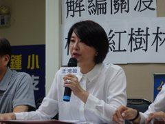 台北市議員選舉藍營內戰? 王鴻薇與徐巧芯夫臉書對嗆
