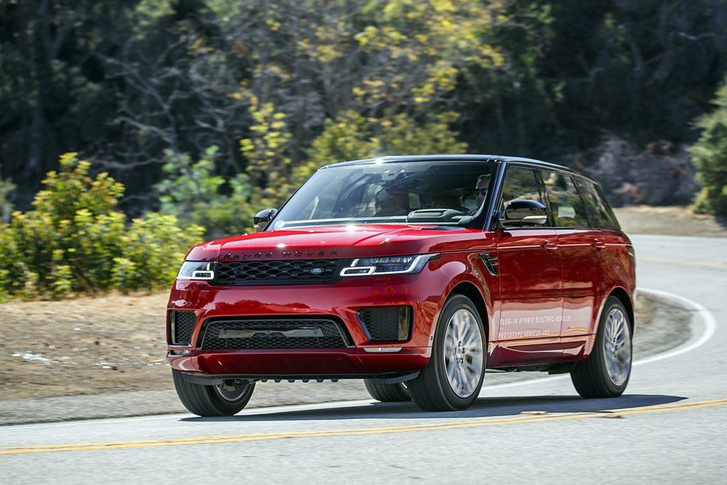 Land Rover Range Rover Sport 圖/Land Rove...