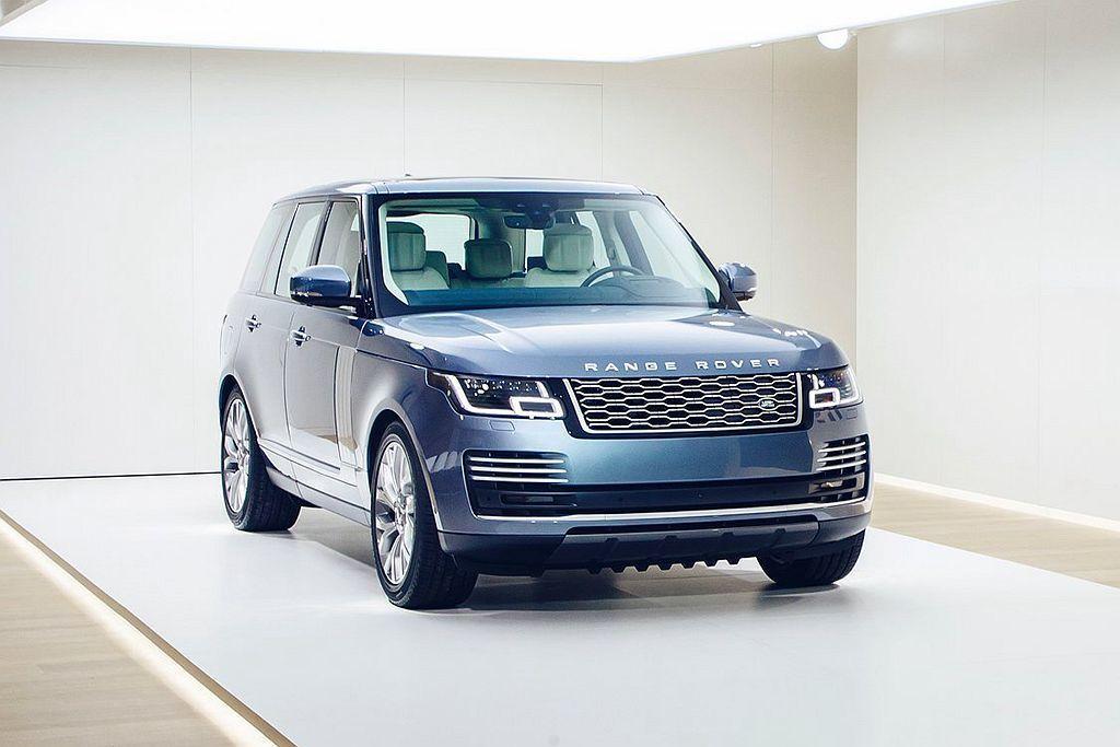 小改款Land Rover Range Rover在台開始預售,分公司也針對售價...