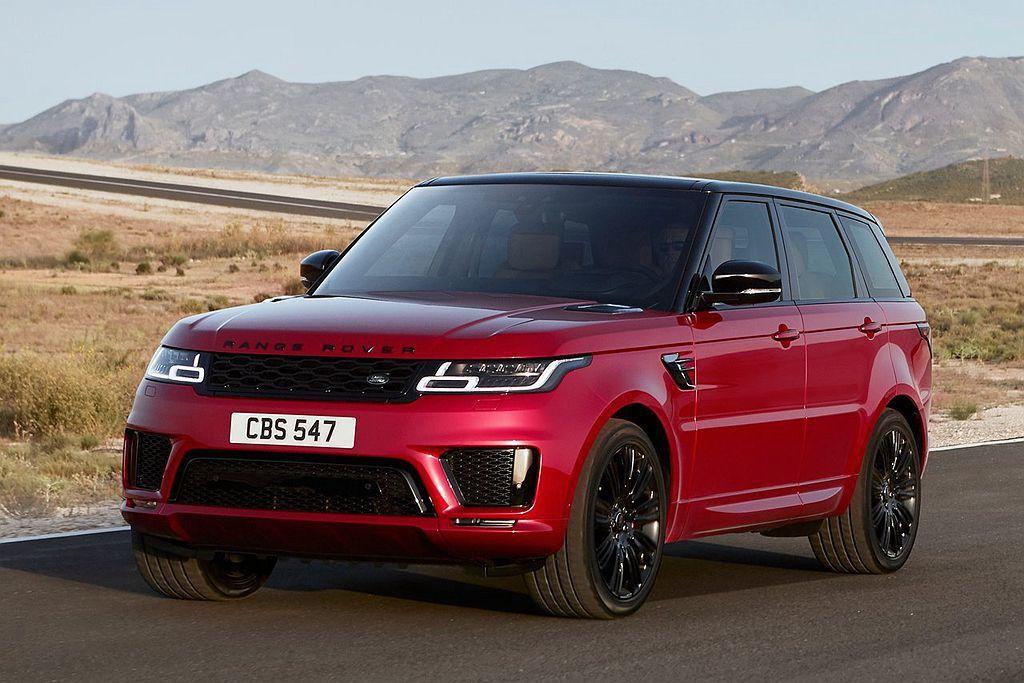 Land Rover Range Rover Sport新增動力後,起售價格也下...