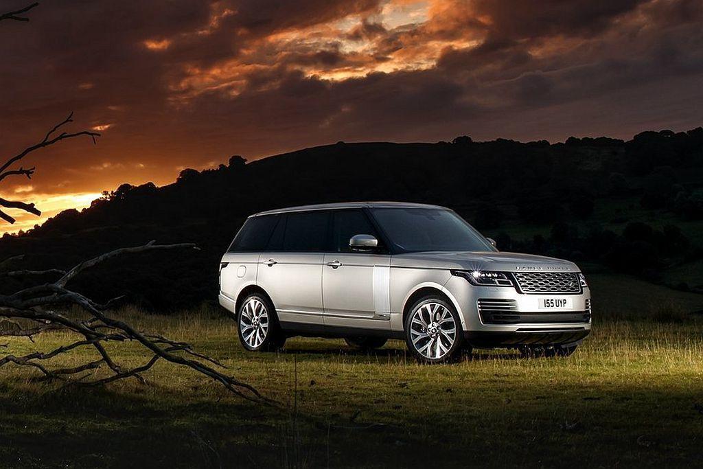 小改款Land Rover Range Rover即將登台販售,Jaguar L...