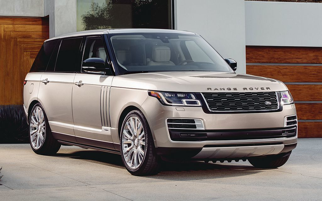 Land Rover Range Rover SVAutobiography 圖...